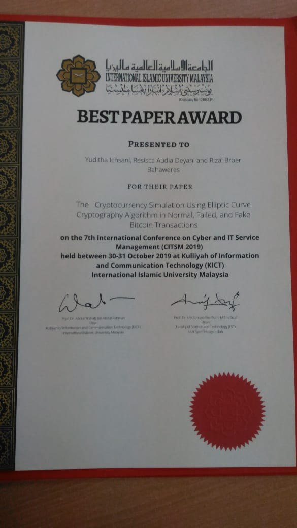 BestPapaer-CITSM2019-ElipticCurveBroer